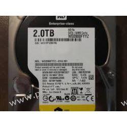 HDD 2TB WD2000FYYZ RE ENTERPRISE serwer,RAID,24h Komputery