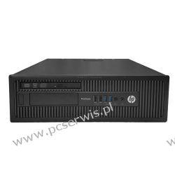 Komputer HP 600G1 i5-4570 8GB 128SSD 500HDD WiFi Komputery stacjonarne