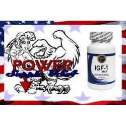 2x IGF-1 MAX silny hormon wzrostu przyrost masy