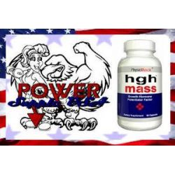 3x HGH MASS HORMON WZROSTU SKUTECZNY Z USA