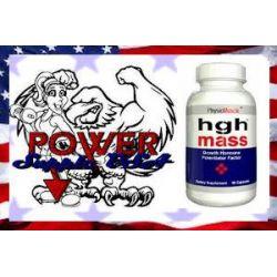 5x HGH MASS HORMON WZROSTU SKUTECZNY Z USA