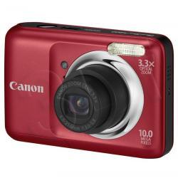 APARAT CANON PowerShot A800 CZERWONY...