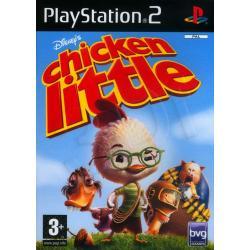 Gra PS2 Chicken Little...