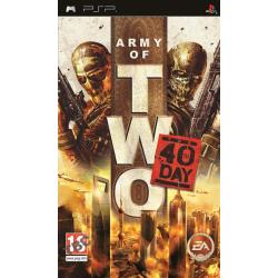 Gra PSP Army of Two The 40th Day...