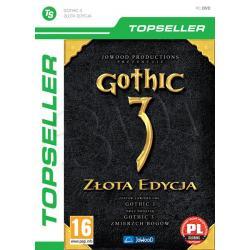 Gra PC TPS Gothic 3 Złota Edycja...