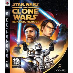 Gra PS3 Star Wars The Clone Wars Republic Heroes...