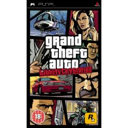 Gra PSP GTA Liberty City Stories...