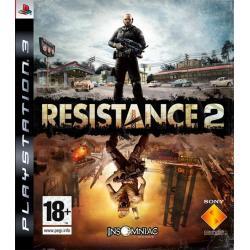 Gra PS3 Resistance 2 Platinum...