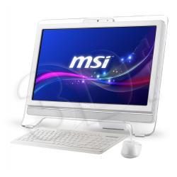 """MSI AE2060 E3400 2GB 20"""" 500 DVD INT W7H..."""