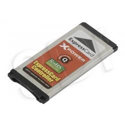 KONTR. XPOWER EXPRESSCARD czytnik kart pamięci...