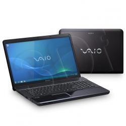 SONY VAIO VPC-EB4S1E/BQ i3-380M 4GB 15,5 500 ATI5650(1GB) Win7 Home Premium 64Bit (MATOWY CZARNY)...