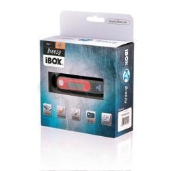 ODTWARZACZ I-BOX MP3 BREEZY 4GB RED...