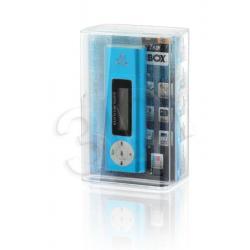 ODTWARZACZ I-BOX MP3 ZEAL 8GB BLUE...