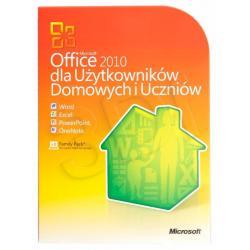 MS Office Home &Student 2010 32-bit/x64 PL DVD(BOX)...