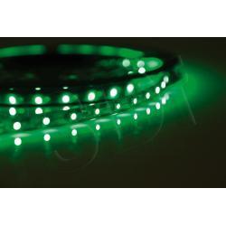 Taśma LED w żelu (IP65) wewnętrzna AJE-Z300L3528GI - kolor zielony...
