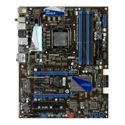 MSI P67A-GD65 (B3) Intel P67 LGA 1155 (2xPCX/DZW/GLAN/SATA3/USB3/RAID/DDR3)...