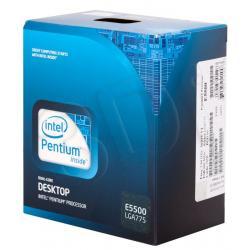 PROCESOR PENTIUM E5500 2.8GHz/2M LGA775 BOX...