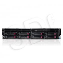 SERWER HP DL180R06 QC E5504 2000-4M(160GB HP LFF SATA, 2GB U, P410/512 BBWC, 460W)...