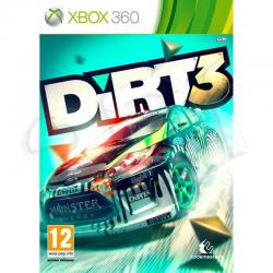 Gra Xbox 360 Dirt 3...