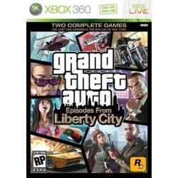 Gra Xbox360 Grand Theft Auto: Episodes from Liberty...