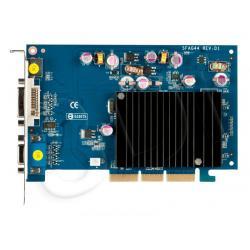 SPARKLE GF 6200A 256MB DDR/64b T/D AGP passive...