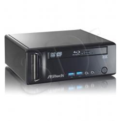 ASROCK CoreHT 252B (i3/HM65/4GB RAM DDR3/500GB HDD/DVD/HD 7.1/WIFI/CZARNY)...