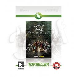 GRA PC TS Warhammer 40,000 Dawn of War - Antologia...