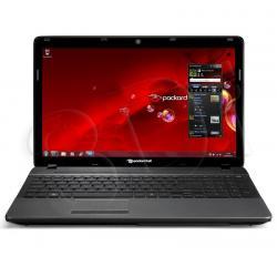 EASYNOTE TS11HR B940 4GB 15,6 500 GT520M W7H BLACK...
