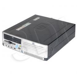 HP DC7600 P4/3,0GHz/1024MB/80GB/DVD/SFF/XPH UŻYWANY...