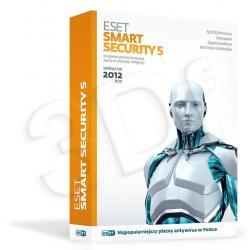 ESET SMART SECURITY 5.0 BOX - 1 STAN/12M...