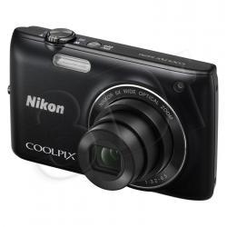 APARAT NIKON COOLPIX S4150 CZARNY + KARTA SD 8GB...