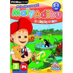 Gra PC Mały Adibu z wizytą w Zoo 2011...