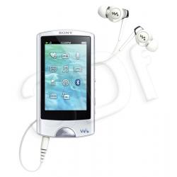 "ODTWARZACZ MP4 SONY NWZ-A864W 8GB ( ekran dotykowy 2,8""; 5 technologii Clear Audio, S-Master MX, Bluetooth  )..."