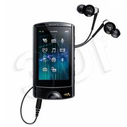 "ODTWARZACZ MP4 SONY NWZ-A865B 16GB ( ekran dotykowy 2,8""; 5 technologii Clear Audio, S-Master MX, Bluetooth  )..."