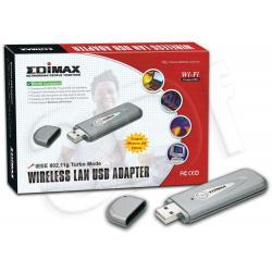 EDIMAX (EW-7318Ug) KARTA SIECIOWA WIRELESS USB 802.11G...