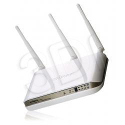 EDIMAX BR-6524N Router bezprzewodowy 802.11n 4xLAN WMM , DDNS, Filtrowanie IP/MAC, DMZ oraz serwer wirtualny, QoS (DSL, kablówka)...