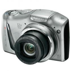 APARAT CANON PowerShot SX150 IS SREBRNY...