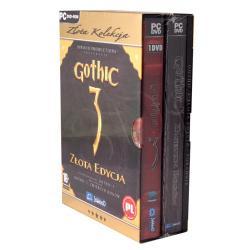 Gra PC ZK Gothic 3 Złota Edycja (G3+dodatek)...