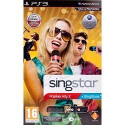 Gra PS3 Singstar Polskie Hity 2 + Mikrofony Bezprz....