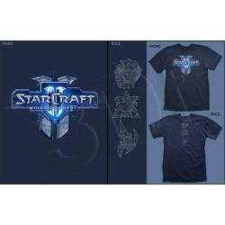 KOSZULKA JINX STARCRAFT II FACTION LOGO (M)...