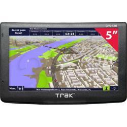 NAWIGACJA SAMOCHODOWA TRAK GPS-520BT AUTOMAPA PL XL...