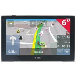 NAWIGACJA SAMOCHODOWA TRAK GPS-640 BEZ MAP...