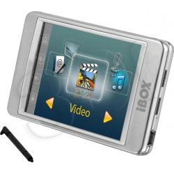 ODTWARZACZ I-BOX MP4 FEEL 2GB SREBRNY, DOTYK. EKRAN...