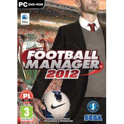 Gra PC Football Manager 2012...