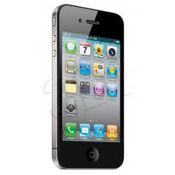 iPhone 4 Black 16GB (Autoryzowana Dystrybucja, Gwarancja, Fabrycznie bez SimLocka, Polskie Menu i słownik T9)...