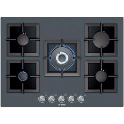 Płyta gazowa Bosch PPQ719B21E (70cm) szkło