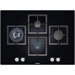 Płyta gazowa Siemens EP716IB21E (70cm) szkło, wok