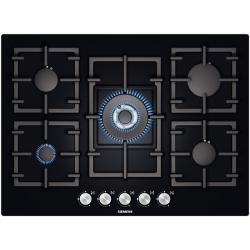 Płyta gazowa Siemens EP716QB91E (70cm) szkło, wok