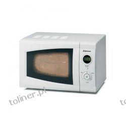 Mastercook MM-17GE B - mikrofala z grillem (biała)