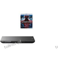 Sony BDP-S590 blu-ray 3D WiFi + film Spiderman 3D